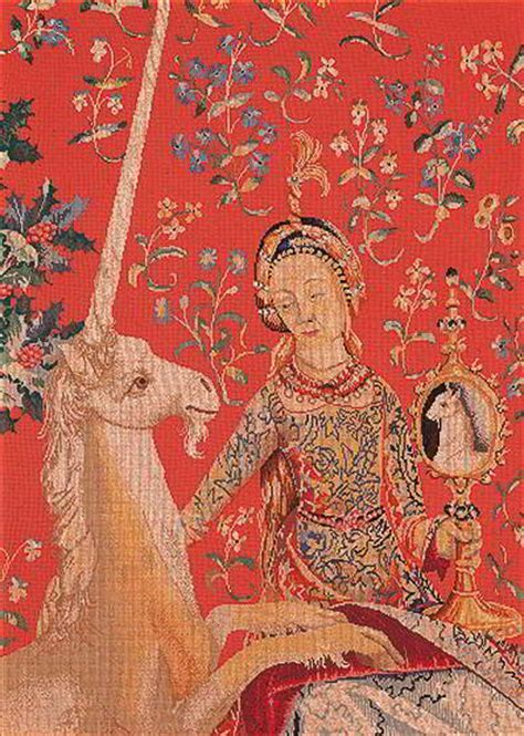 Lady & Unicorn From Thea Gouverneur   Culture   Cross