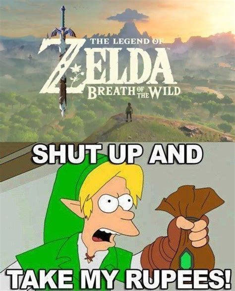 Breath Of The Wild Memes - every viewing of this trailer only deepens the desire for zelda breath of the wild heros