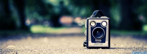 vintage camera facebook cover timeline photo banner  fb