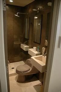 Contemporary Condo Bath Modern Bathroom Chicago By
