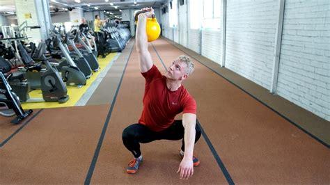 kettlebell complex shoulder mobility strength