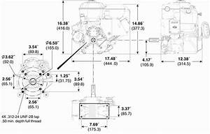 6 75 Briggs And Stratton Ohv Engines Parts Diagram