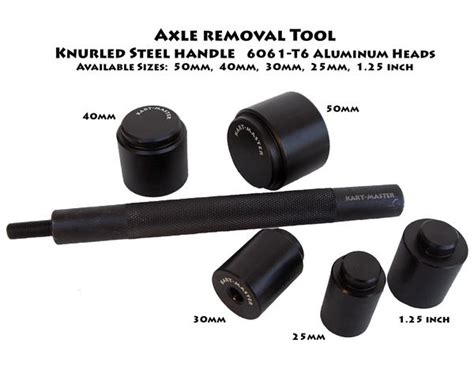Axle Removal Tool (set)