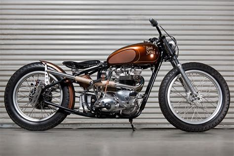 Triumph Custom Bobber 'bad News'