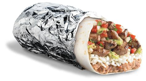 Carne Asada Burrito, San Diego Style Recipe