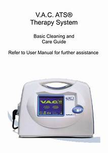 V A C  Ats Basic Cleaning And Care Guide Rev C Aug 2009