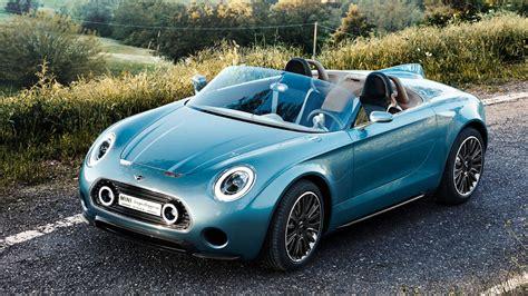Mini Concept Cars by Mini Superleggera Vision Roadster Look Mini Two
