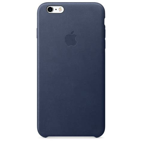 iphone 6s plus cases iphone 6s plus leather midnight blue apple