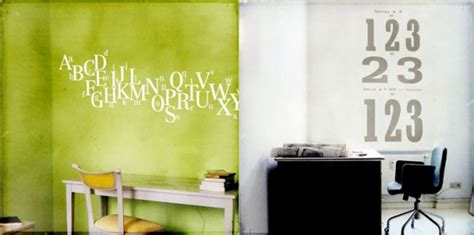Wall Stickers That Lend A Personal Touch : Beautiful Wall Stickers From Harmonie Intérieure