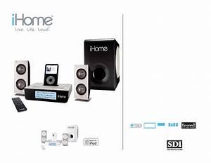 Ihome Ih52b User U0026 39 S Manual