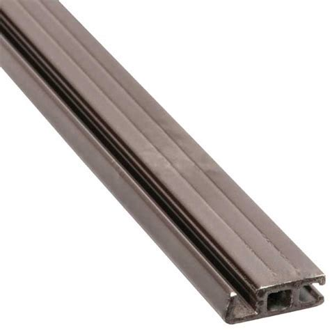 """Extruded Screen Frame, 3/4"""" x 5/16"""" x 12', Commercial"""