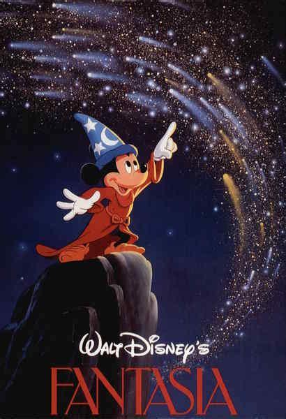 mickey mouse  walt disneys fantasia cartoons