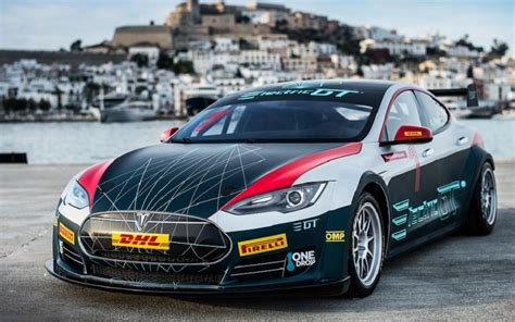 Tesla Racing Series by A Racing Series For The Tesla Model S The Car Guide