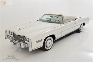 Cadillac Eldorado Cabriolet : classic 1976 cadillac eldorado convertible cabriolet roadster for sale 6340 dyler ~ Medecine-chirurgie-esthetiques.com Avis de Voitures