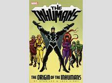 Inhumans The Origin of the Inhumans TPB 2013 Marvel By