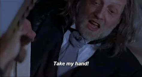 Take My Strong Hand Meme - chris elliott gif find share on giphy
