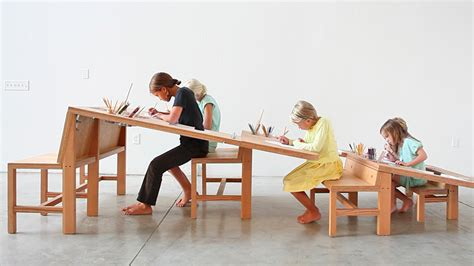 childrens desk australia your will never outgrow this drawing desk gizmodo
