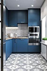 Impressive, Blue, Kitchen, Ideas, You, Have, To, Try, This, Year