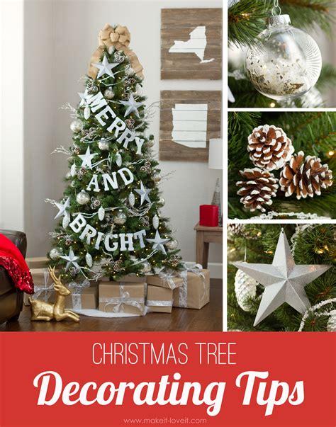 Weihnachtlich Dekorieren Tipps by Tree Decorating Tips Make It And It