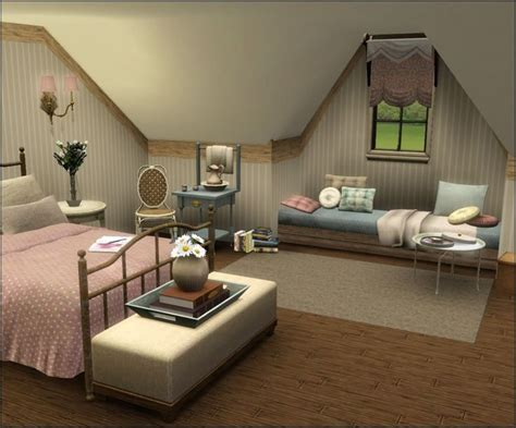 pics for gt sims 3 bedroom designs