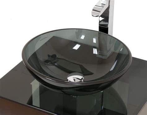 vasque en verre pour salle de bain vasque pour salle de bain en verre chaios