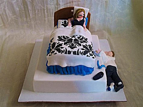funny anniversery wedding cake design weird images pics