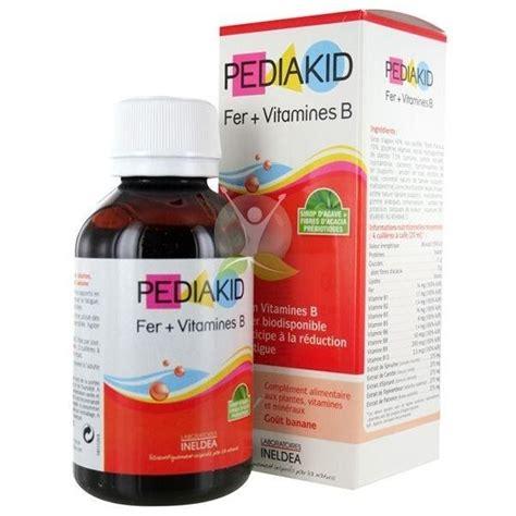 vitaminas  ninos  hierro
