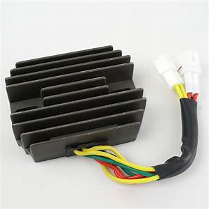 Regulator Rectifier Suzuki Gsxr600 Gsxr 600 2006