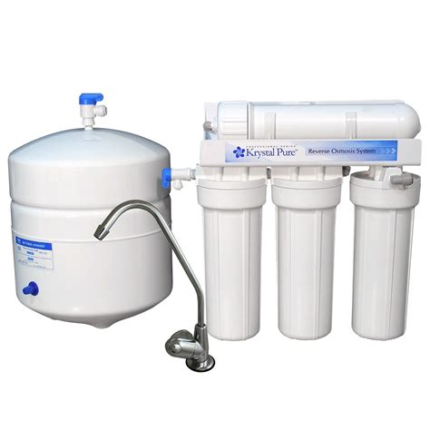 best under water filtration system reviews shop krystal pure under complete filtration system