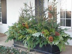 17 Best images about Winter planter idea s on Pinterest