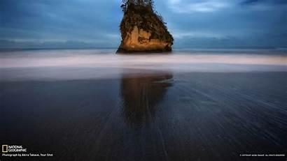 Geographic National Desktop Wallpapers Japan Backgrounds Shoreline
