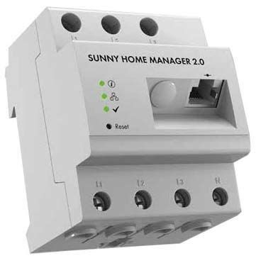 sma home manager 2 0 sma home manager 2 0 photovoltaik zubeh 246 r photovoltaik onstallateur shop