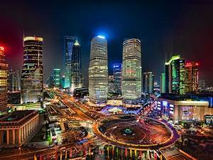 Shanghai World Financial And Trade Center Of China Highly