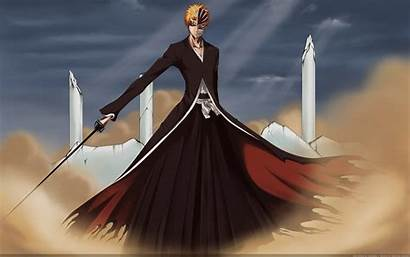Ichigo Kurosaki Wallpapers Bleach Anime Hollow Shinigami