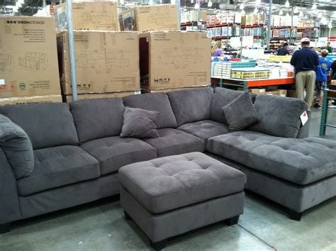 furniture exciting sectional sofas costco   family