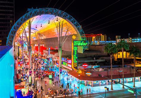 Gardena Ca To Las Vegas by Best Places To In Vegas The Fremont