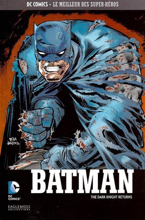 dc comics le meilleur des super heros  batman