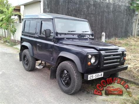 land rover jeep defender for sale defender jeep for sale in sri lanka autos post