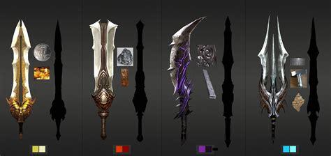 Swords Video Games Artwork