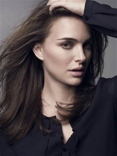 Natalie Portman Images Mark Seliger For Elle France