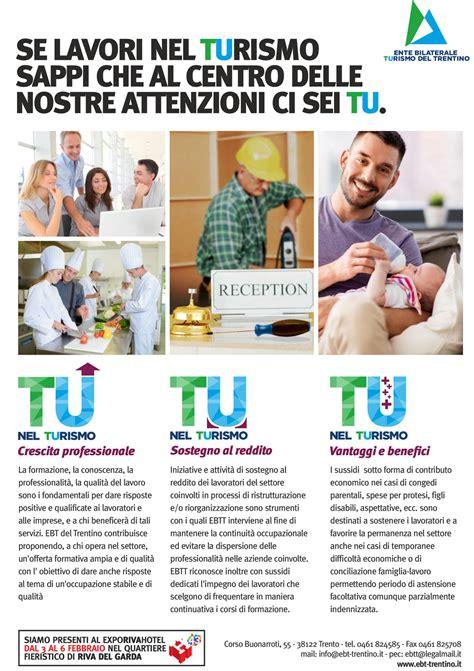 Ufficio Turismo Trento by Ente Bilaterale Turismo Trentino