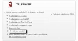 Rio Free Fixe : portabilit free 1er fai proposer le code rio relev ~ Dode.kayakingforconservation.com Idées de Décoration