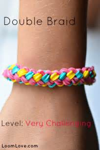 how to make a braid loom bracelet