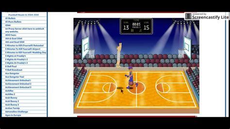 world basketball challenge unblocked games