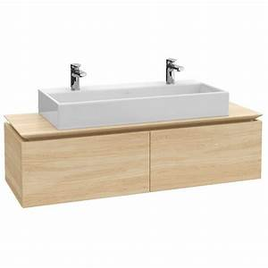 Waschtischunterschrank 120 Cm : villeroy boch legato waschtischunterschrank 120 cm b141l0pn megabad ~ Markanthonyermac.com Haus und Dekorationen
