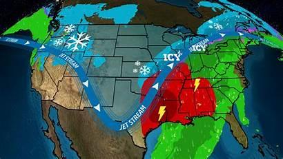 Weather Pattern January Forecast Week Channel Across