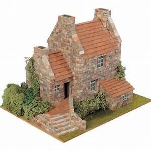 maquette maison country 3 achat vente assemblage With maquette maison a construire