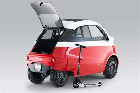 Microlino Car - micro-mobility.com