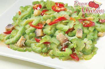 Temukan berbagai resep sayuran yang sehat dan lezat di sini. Tumis Pare   Resep Dapur Umami