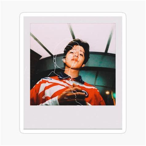 boy pablo polaroid glossy sticker by dayna5970 in 2020